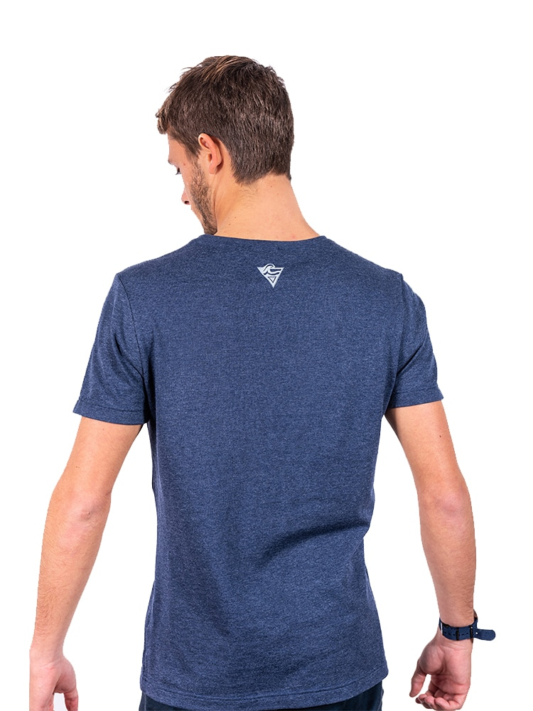 Tee shirt homme dos