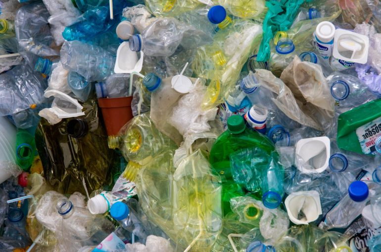 Plastic pollution, what a story