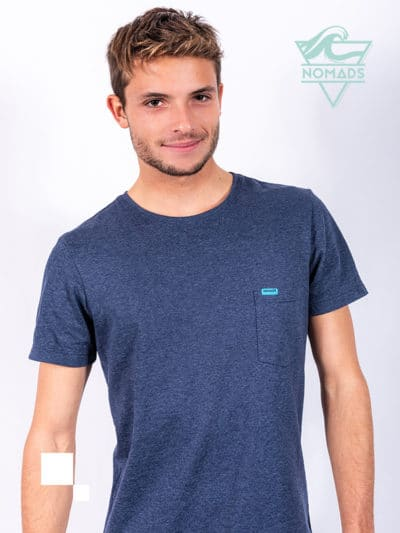 tee-shirt homme coton bio nomads
