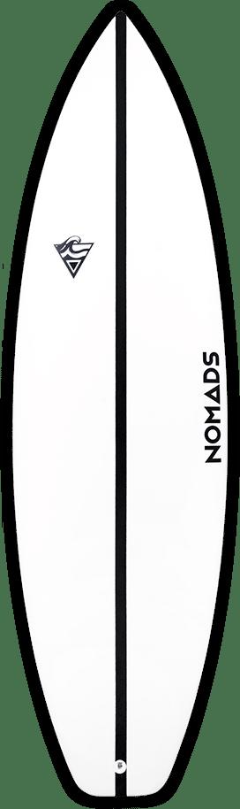 Shortboard Capana Design 1
