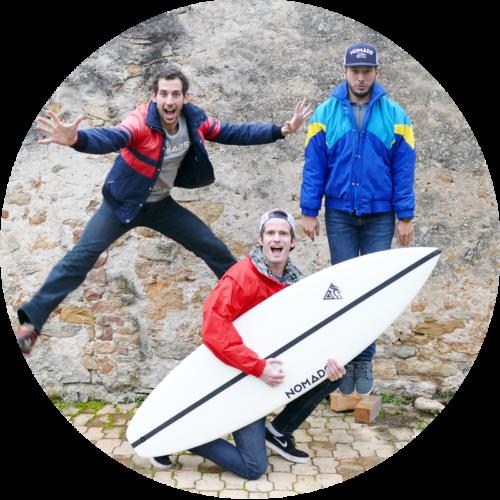 Nomads Surfing : Présentation