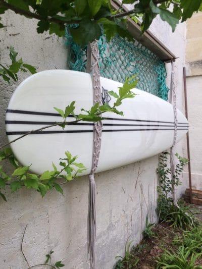 Support planche de surf