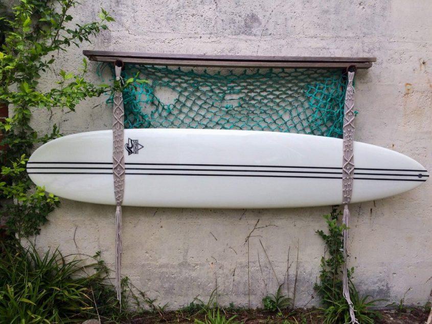 Suspension Murale Longboard