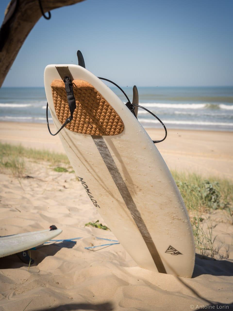 Comment Choisir Sa Premiere Planche De Surf Nomads Surfing