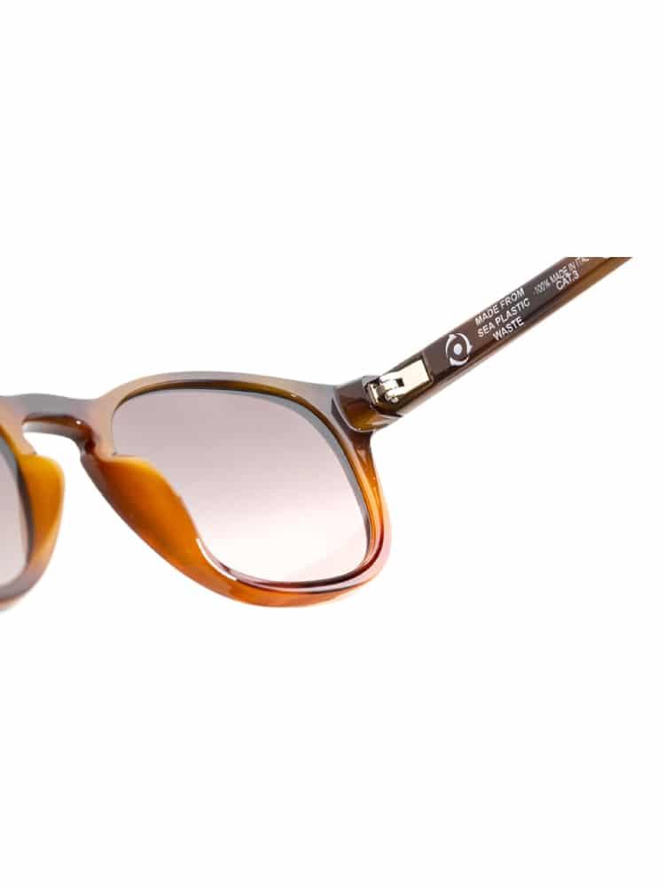 lunettes de soleil recyclées