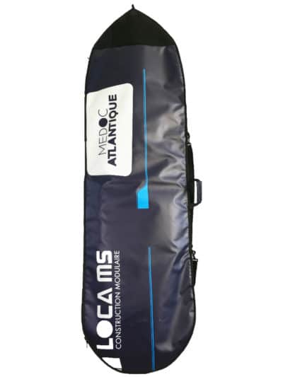 Housse de surf 6'7 dos
