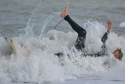 Le vocabulaire du surf