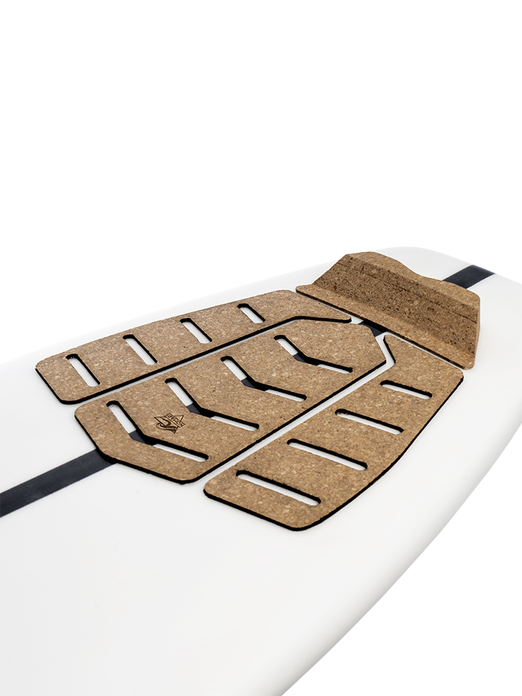 3 pieces natural traction pad