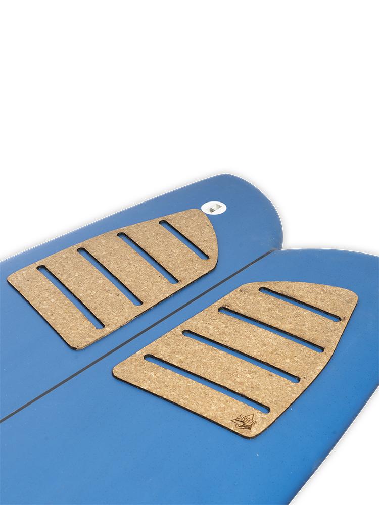 Ecofriendly fish traction pad