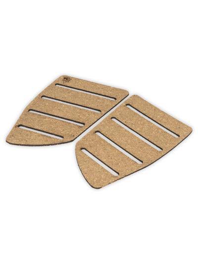 Fish traction pad liège